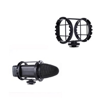 BGD BOYA BY-C03  Camera Shoe Microphone Shockmount Microphones Stand