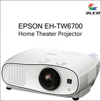 Epson Home Theatre TW6700 2D/3D Full HD 1080p 3LCD Projector  ( 3 YEAR WARRANTY )