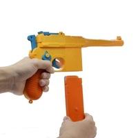 ปืนฝึกซ้อมเมือนจริง NERF GUN ยิงกระสุนได้ ไม่เป็นอันตราย