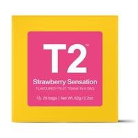(限時特價)澳洲T2草莓果茶1盒25入