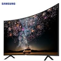 Samsung 三星 UA55RU7300WXZW 電視 55吋 4K UHD 無線連結 曲面液晶