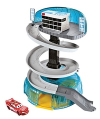 Disney Cars 3 Florida Speedway Garage Playset-