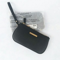 Burberry專櫃贈品包出口原單外貿錢包女長款簡約女士手拿包小手包錢包零錢包手挽包女