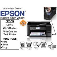Epson L6160 Business Wi-Fi Duplex All-in-One Ink Tank Printer (Free 1 x 16GB Flash drive)  ** Free $20 NTUC Voucher Till  2nd Mar 2019  ** Epson 6160 L 6160