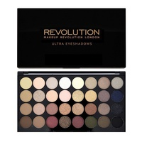 英國Makeup Revolution Ultra 32 Shade Eyeshadow 32 色眼影盤