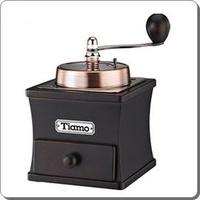 【北投八豆咖啡】Tiamo頂級手搖磨豆機【HG6127WA】