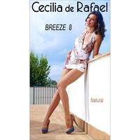 °☆就要襪☆°全新西班牙品牌 Cecilia de Rafael BREEZE 超輕薄涼感透明絲襪(8DEN)