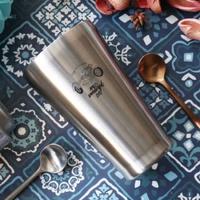 【WOKY 沃廚】雪瓷304不鏽保溫杯 內陶瓷易潔層