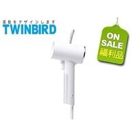 ★福利品★日本TWINBIRD-美型蒸氣掛燙機(白)TB-G007TWW