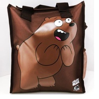 We Bare Bears Bag  Carrying Bag Cute Bag