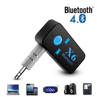 Bluetooth Adapter 3 In 1 Wireless 4.0 USB Bluetooth Receiver 3.5mm Audio