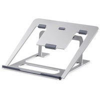 Adjustable Laptop Desk Aluminum Stand Holder For Tablet Notebook Within 17 inch