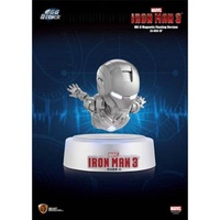 [Free Ship]Floating two original egg attack Iron Man Mark beastkingdom sp ea 008 sp Figure