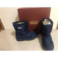 (2手)ABC MART的VANS兒童機能雪靴
