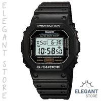 Casio G-Shock DW-5600E-1 Electro-luminescent backlight Men's Watch / DW-5600E-1V
