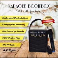 AC Ryan Karaoke Boombox