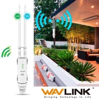 EVOL Wavlink Outdoor Waterproof Wifi Router 2.4G + 5GHz AP Repeater Wifi Extender
