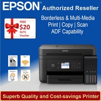Epson L6170 Scanner Driver