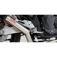 Honda CB400 Revo Moriwaki Shorty Exhaust (LTA Approved Street Legal)