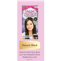 [Liese]Creamy Bubble Hair Color Natural Black