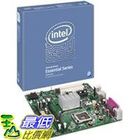 [美國直購 ShopUSA] Intel 桌上型電腦主機板 D945GCNL - Motherboard - micro ATX - i945GC - LGA775 Socket - UDMA100, Serial ATA-300 - Gigabit Ethernet - video - HD Audio (6-channel) $2980
