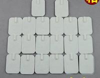 按摩器貼片電極片自粘式矽膠脈沖按摩儀電療儀理遼貼家用電極貼片 韓衣館