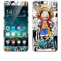 """Luxury 3D Painting Front+Back Full Case Cover Color Tempered Glass Case For Huawei P10 Lite / Huawei Nova Lite / WAS-AL00 5.2"""" Inch Screen Protector Film (Multicolor-18)"""