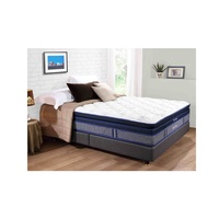 Backpedic ULTRA SUPPORT Queen Size Latex Pocketed Spring Mattress (also available in King, Super Single and Single size)