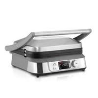 Cuisinart 美膳雅 液晶溫控多功能燒烤/煎烤器/帕尼尼機 GR-5NTW