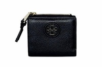 Tory Burch Women s Whipstitch Logo Mini Wallet 48364