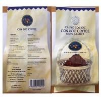 【越南咖啡】松鼠CON SOC 阿拉比卡咖啡豆 (200克)