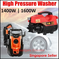 High Pressure Washer Car Wash Water Spray Portable Aircon Cleaner 1400W | 1600W FREE SHIPPING