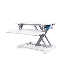 XIAOMI Sit-Stand Desk Riser Loctek Sit-Stand Workstation Height Adjustable Computer Laptop Desk with Removable Keyboard Tray