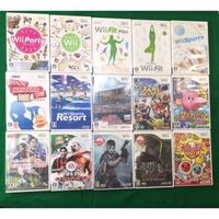 Wii Sports Resort Wii fit plus Wii 明星 大亂鬥 棒球 第一次接觸 運動 體感 棒球
