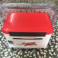 牛小妹 RYOBI 12公升雙開蓋冰箱活餌桶