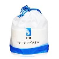 日本ITO洗臉巾一次性純棉加厚美容潔面巾