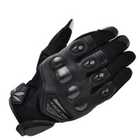 RS-TAICHI RST418 Gloves Cycling Gloves Motorcycle Gloves Black