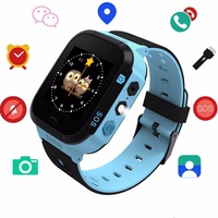 Kids Smart Watch GPS LBS Tracker