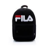 FILA LOGO小後背包-黑 BPT-5101-BK
