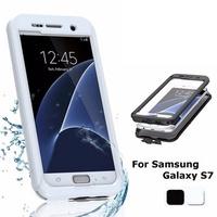 หน้าจอกันน้ำ Touch Drop Shock Dust-proof เคส สำหรับ Samsung Galaxy S7 / G930R4