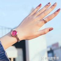 手錶Kimio 女錶小錶盤防水簡約迷你小巧?條時尚潮流森系女少女心 NMS快意購物網