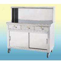 廚身型工作台 / 4尺X2尺 / 水吧台 / 飲料吧台 / 白鐵吧台 / 客製化流理台 / 飲料工作台