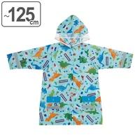 【玩潮日貨】*現貨在台*日本 Skater 恐龍 雨衣 排扣式 雨衣 小朋友雨衣 適合身高110~125cm