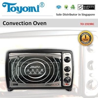 Toyomi TO-1919RC Convention Oven 19.0L