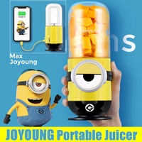 Joyoung C906D Xiaohuangren Portable Juicer Household Small Electric Juicer Fruit Juice