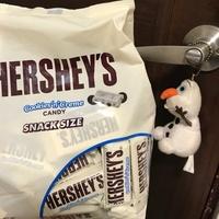 Costco 好市多 代購 Hershey's 白巧克力脆片