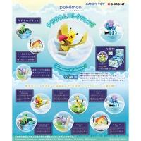 【CartoonBus】日版 RE-MENT 盒玩 神奇寶貝 精靈寶可夢 寶貝球盆景品5 全6種