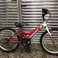 🚚 捷安特 Giant yu251 20吋6速二手兒童腳踏車