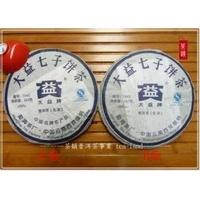 【茶韻】大益茶廠-7542-901-正品?仿品??太震撼了!!