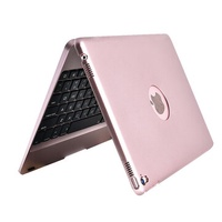 bluetooth Keyboard Foldable Stand Case For iPad Pro 9.7 Inch/iPad Air/iPad Air 2/iPad 2/iPad 3/iPad 4